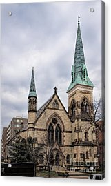 Church Of The Ascension And Saint Agnes Acrylic Print