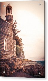 Church Of The Loaves And The Fishes Acrylic Print by Dustin Abbott