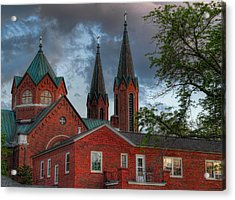 Church Of The Resurrection Acrylic Print