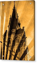 Church Acrylic Print