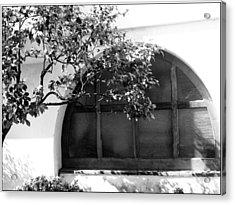 Spanish Window Acrylic Print