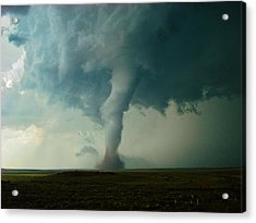 Churning Twister Acrylic Print