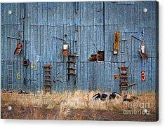 Chutes And Ladders Acrylic Print by Jon Burch Photography