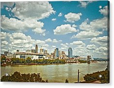 Cincinnati 4 Acrylic Print