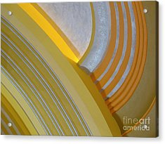 Cincinnati Ceiling Acrylic Print