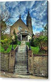 Cincinnati Landmarks 5 Acrylic Print