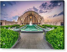 Cincinnati Museum Center Acrylic Print