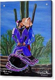 Cinco D Mayo Acrylic Print