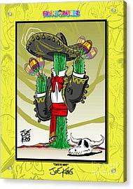 Cinco De Mayo Acrylic Print by Joe King