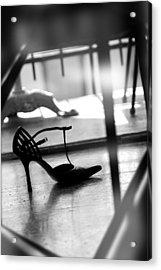 Cinderella Acrylic Print by Selke Boris