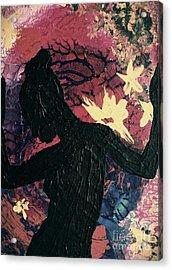 Cinnamon Acrylic Print