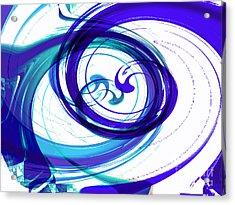 Circling Grace 2 Acrylic Print