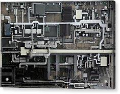 Circuit Acrylic Print