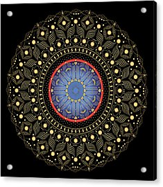 Circularity No. 241 Acrylic Print