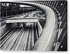 Circulation Acrylic Print