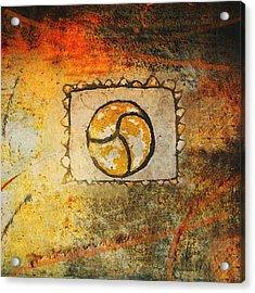 Circumvolve Acrylic Print by Kandy Hurley