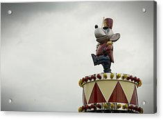 Circus Mouse Acrylic Print