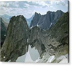 209615-cirque Of Towers, Wind Rivers, Wy Acrylic Print