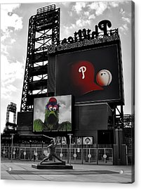 Citizens Bank Park Philadelphia Acrylic Print