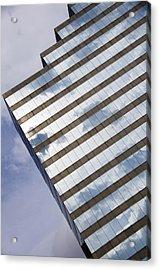 City Cloudscape Acrylic Print