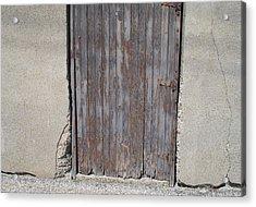 City Door Acrylic Print