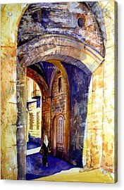 City Gate Acrylic Print