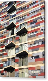 City Living Acrylic Print