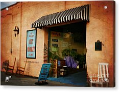 Acrylic Print featuring the photograph City Market by Phil Mancuso