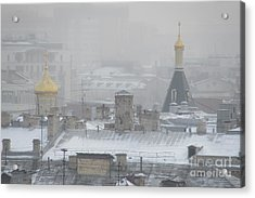 City Mist 2 Acrylic Print