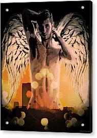 City Of Angels - Sunrise Acrylic Print
