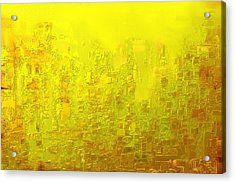 City Of Joy 2013 Acrylic Print