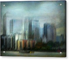 Acrylic Print featuring the photograph Cityscape #26 by Alfredo Gonzalez