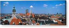 Cityscape, Munich, Germany Acrylic Print by Panoramic Images