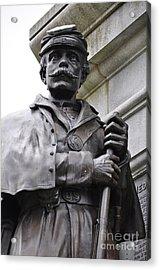 Civil War Memorial Acrylic Print