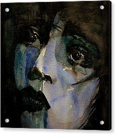 Clara Bow  Acrylic Print