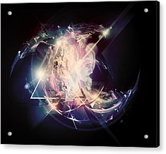 Clarity Acrylic Print by George Smith