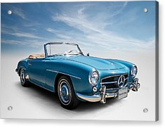 Class Of '59 Acrylic Print by Douglas Pittman