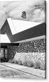 Classic Ace Acrylic Print by William Dey