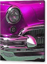 Classic Buick Acrylic Print
