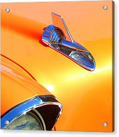 Classic Car 1 Acrylic Print by Art Block Collections