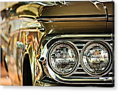 Acrylic Print featuring the photograph Classic Car by Tammy Schneider