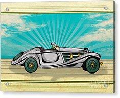 Classic Cars 02 Acrylic Print