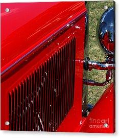 Classic Chrysler  Acrylic Print