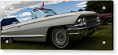 Acrylic Print featuring the photograph Classic Convertible by Mick Flynn