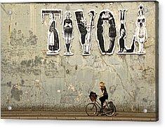 Classic Copenhagen Acrylic Print by Inge Riis McDonald