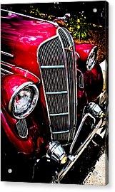 Classic Dodge Brothers Sedan Acrylic Print