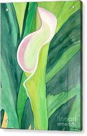 Classic Flower Acrylic Print