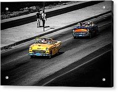 Classic Old Cars V Acrylic Print