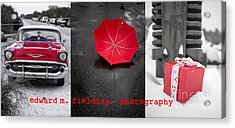 Edward M. Fielding Photography Acrylic Print by Edward Fielding