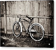 Acrylic Print featuring the photograph Classic Ride by Sara Frank